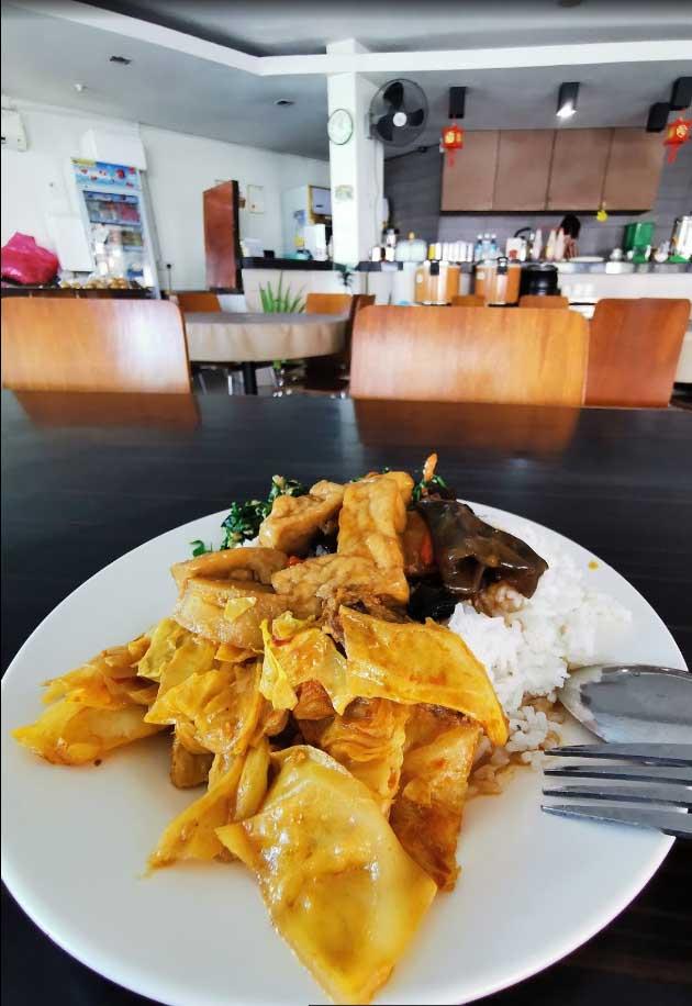 绿圆素食馆