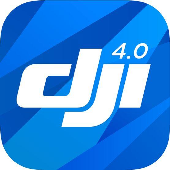 DJI Go app for Mavic series, Spark, phantom 4