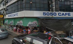 5050 cafe素食