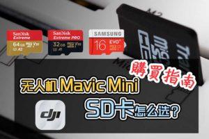 Mavic Mini Micro Sd Card