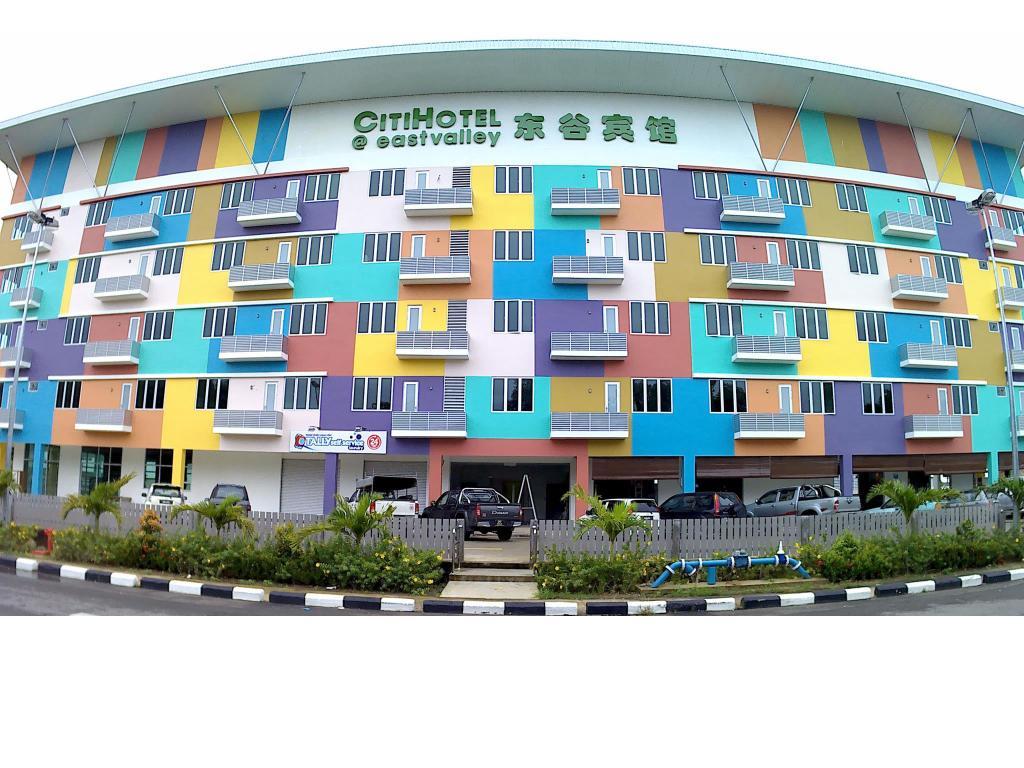 Citi hotel near hospital miri
