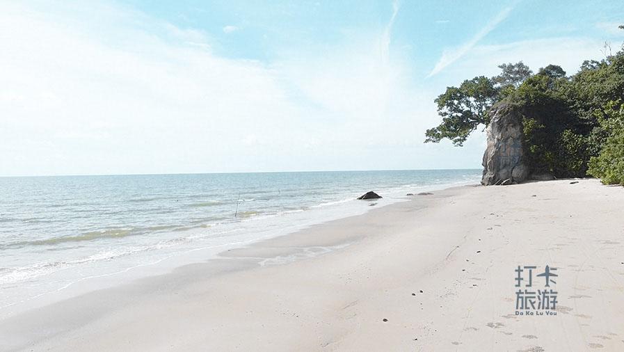 Beach bekenu