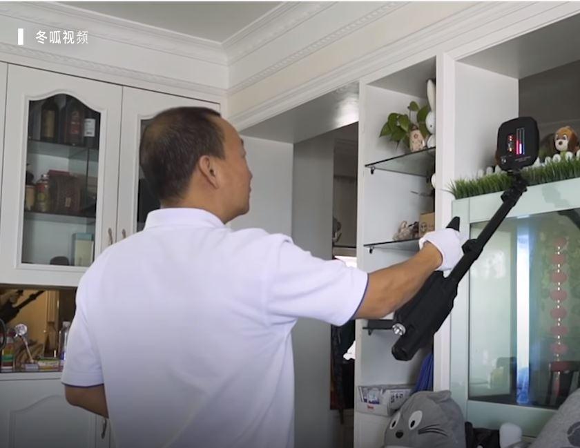 针孔摄像头检测仪