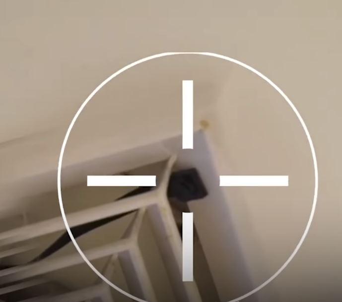 隐藏的针孔摄像头