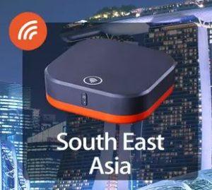 東南亞4G隨身WiFi台灣機場領取