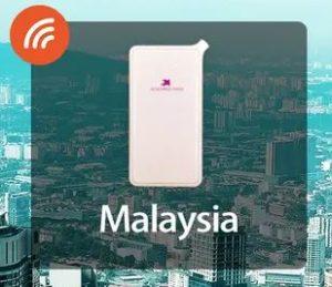 马来西亚WiFi分享器(新加坡宅配到府)