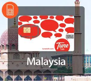 tune talk traveller sim card