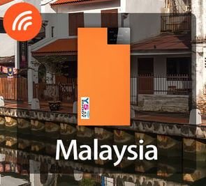 4G WiFi (HK Delivery) for Malaysia