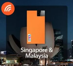 4G WiFi (HK Delivery) for Singapore and Malaysia