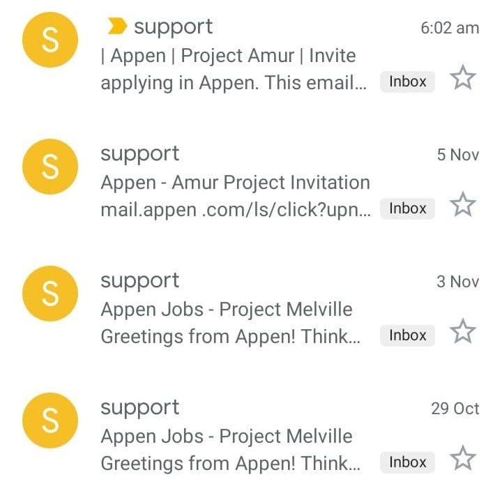 Appen online make money