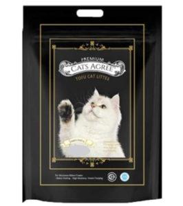PREMIUM CATS AGREE cat litter