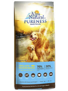 alps nature dog food