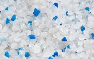 crystals silica litter