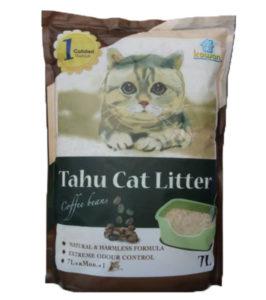 kawan tofu cat litter