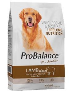 probalance dog food