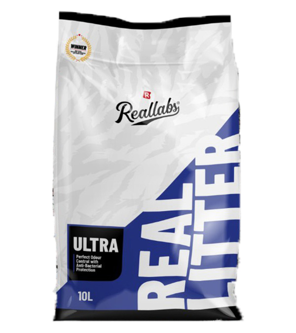 reallab cat litter