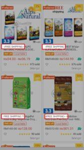 shopee-free-shipping-to-sarawak-dog-food