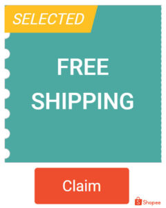 Shopee Free shipping