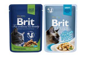 Brit Premium Complete cat pouch