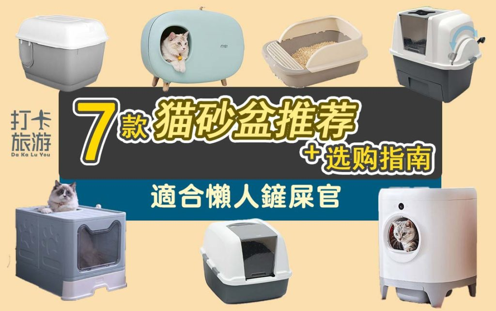 Best Cat litter box recomended