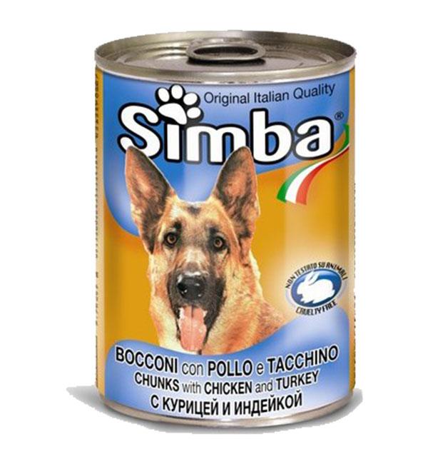 Simba Dog Canned food
