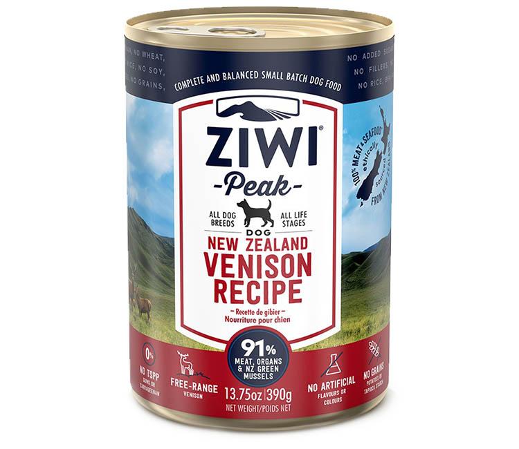 Ziwi dog wet food