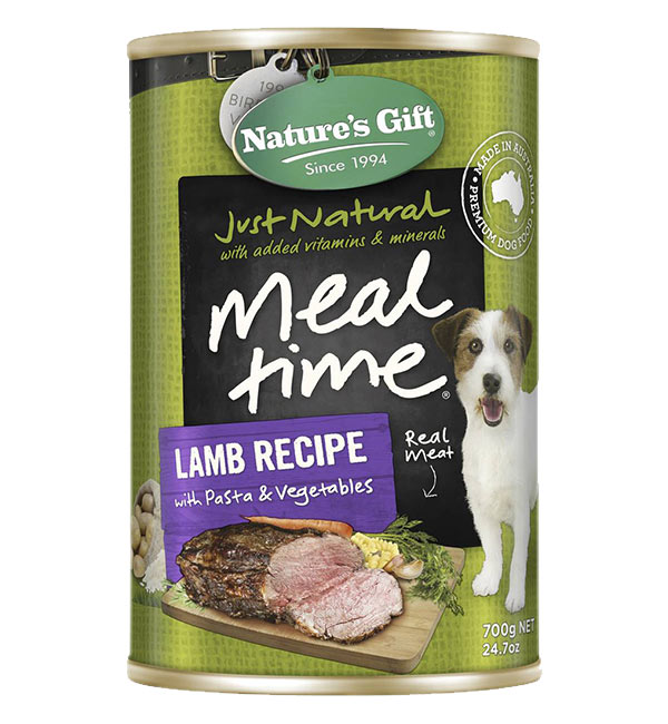 Nature gift Dog Canned food