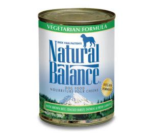 natural balance vegetarian
