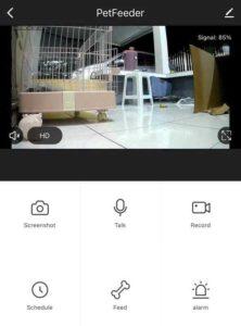 Pet-feeder-camera-App